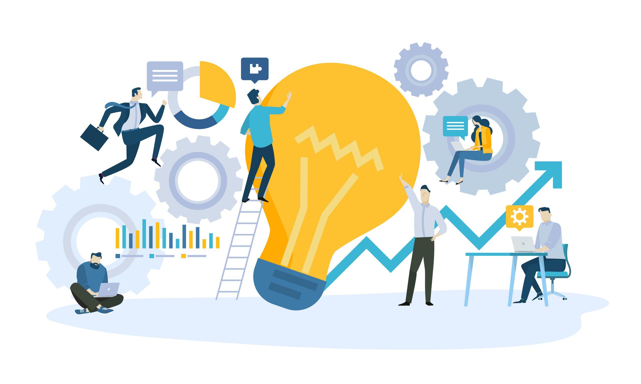 紙業務を電子化するイメージワークフローの実現方法について紹介