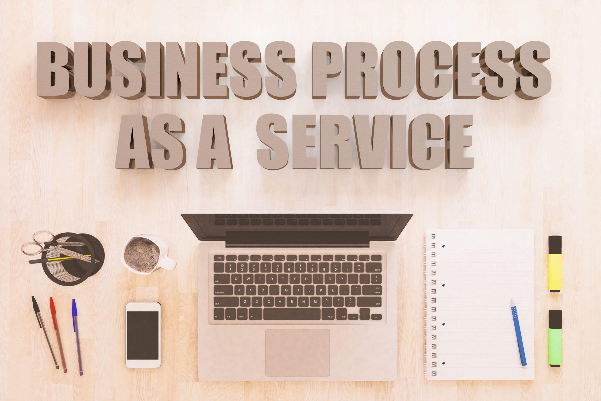BPaaSとBPOの違いとは?クラウド化における業務改善方法をご紹介